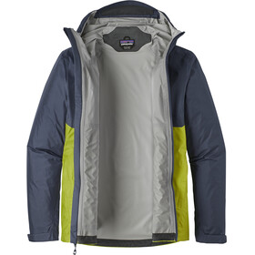 Patagonia Torrentshell - Veste Homme - gris/vert